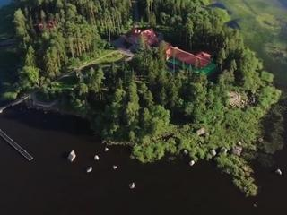 Tajna dacza Putina. Nawalny pokazuje ukryte luksusy prezydenta Rosji