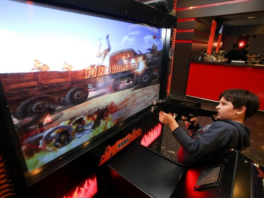 Teraz to już wiadomość oficjalna: gry komputerowe mają pozytywny wpływ na zdrowie dzieci (fot. Alexander Ryumin/PAP/ITAR-TASS)