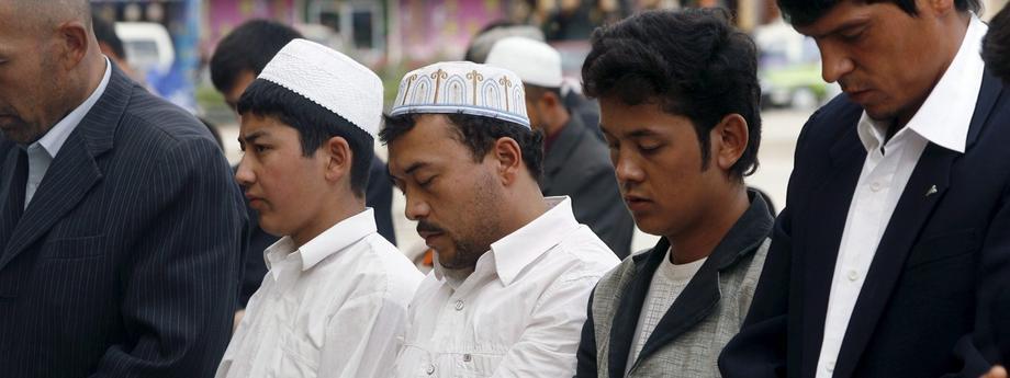 CHINA RAMADAN ISLAM