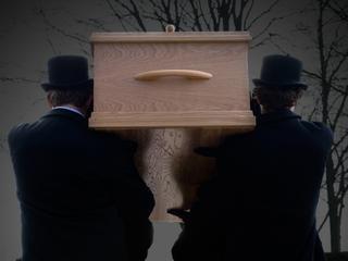 Slang grabarzy, czyli słownik funeralny