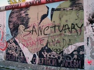 Człowiek, który zaczął kruszyć mur berliński
