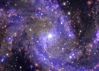 Nagła śmierć gwiazdy