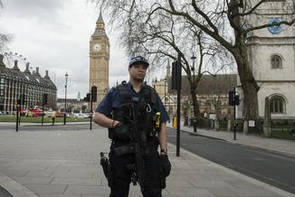 Londyn nie dał się zastraszyć