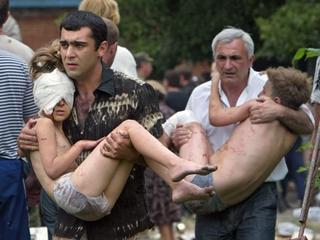 Zginęło ponad 300 osób. Rosjanie wciąż rozliczają masakrę Biesłanie