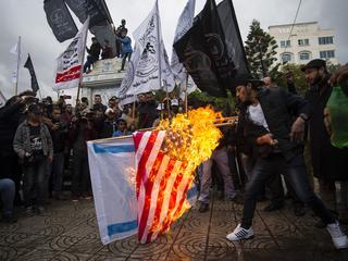 """Trump """"otworzył bramy piekieł"""". Decyzją w sprawie Jerozolimy może podpalić cały Bliski Wschód"""