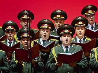 Tragiczny koniec chóru Aleksandrowa, śpiewającej broni Rosji