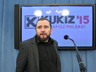 Liroy-Marzec wykluczony z klubu Kukiz'15