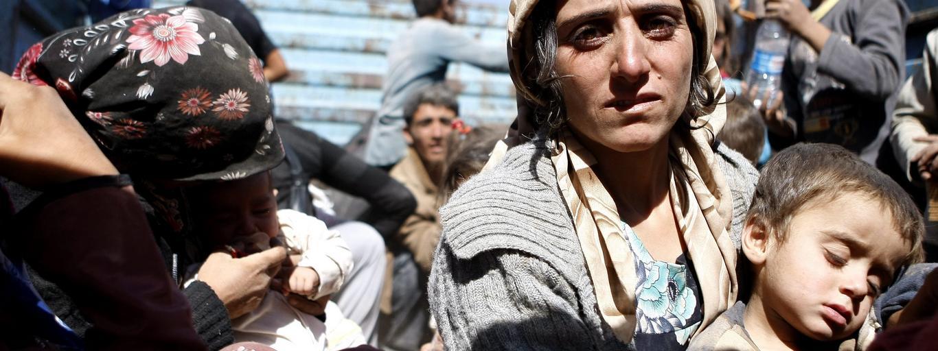 uchodźcy z Syrii Syryjczycy w Turcji