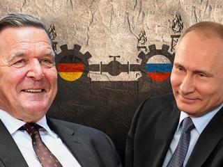 Były kanclerz dał się kupić Putinowi. Czyli jak Rosja próbuje manipulować Niemcami