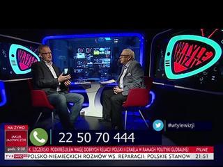 """Rafał Ziemkiewicz i Marcin Wolski żartują na antenie z """"żydowskich obozów"""""""