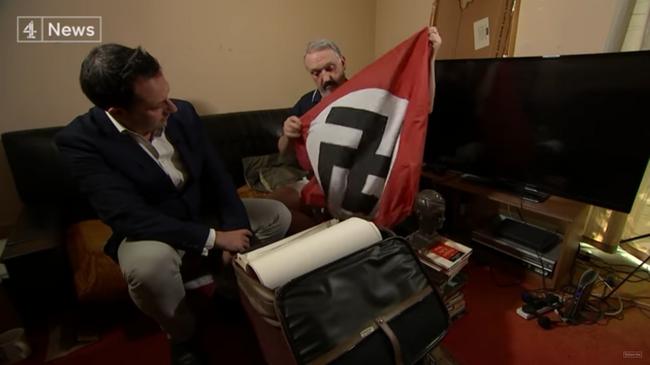 Kevin Willshaw przyznał neonazista