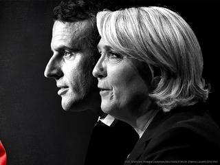 Rośnie przewaga Macrona przed II turą wyborów we Francji. Ale jest jeden problem