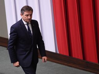 Marszałek Kuchciński coraz bardziej otwarcie walczy z opozycją