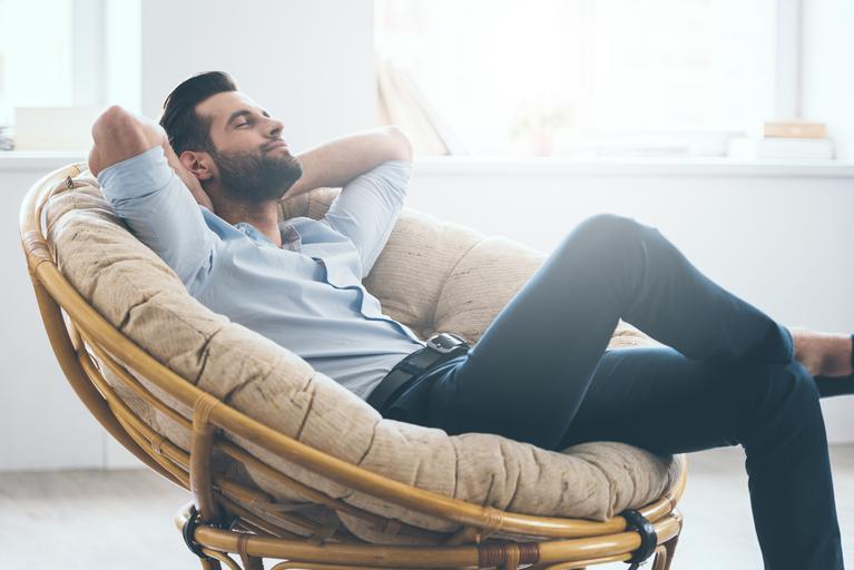 podatki, dzień wolności, mężczyzna, relax, odpoczynek, przystojniak :D