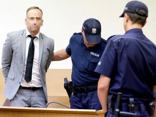 Dariusz K. wraca za kratki. Sąd wydał prawomocny wyrok