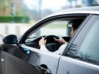 kierowca, samochód