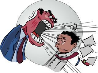 Jak poradzić sobie z przełożonym-furiatem