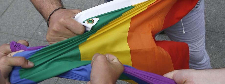 Rosja homoseksualizm LGBT