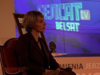 Białoruska milicja aresztowała operatora telewizji Biełsat