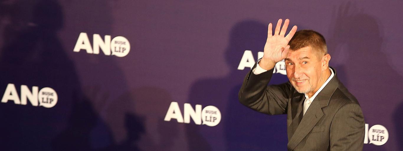 Andrej Babis, ANO