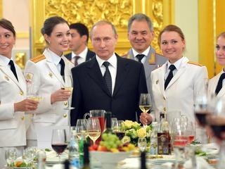 To KGB osadziło Putina na Kremlu?