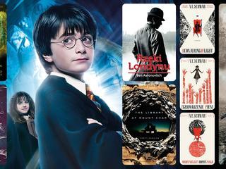 9 książek dla sierot po Harrym Potterze