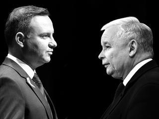 Duda i Kaczyński nie dogadali się w sprawie ustawy o KRS