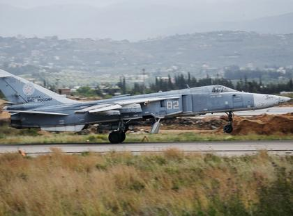 Rosja Syria baza Hmeimim