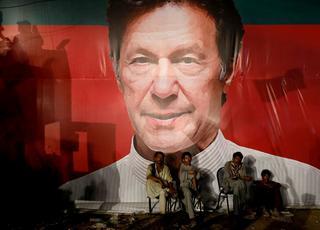 Trzy życia Imrana Khana