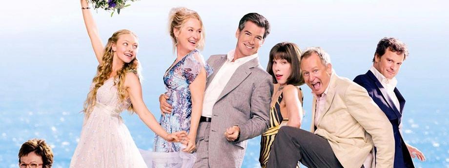 "Plakat filmu ""Mamma Mia 2: Here we go again!"""