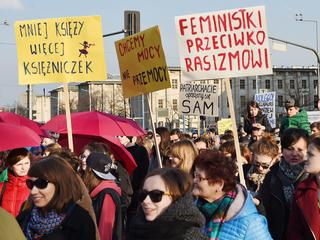 Manifa to nie tylko aborcja, ale prawa człowieka