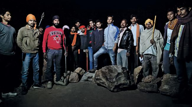 Patrolling With India's Cow Protection Vigilantes