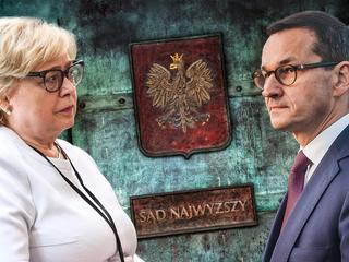 Małgorzata Gersdorf, Mateusz Morawiecki i Sąd Najwyższy