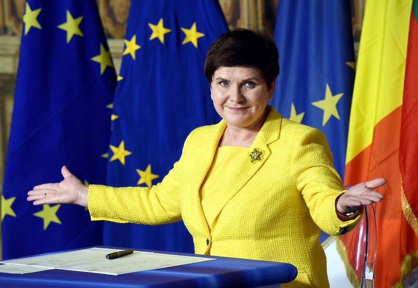 Premier: Nie zgodzimy się na narzucanie Polsce jakichkolwiek przymusowych kwot dotyczących uchodźców