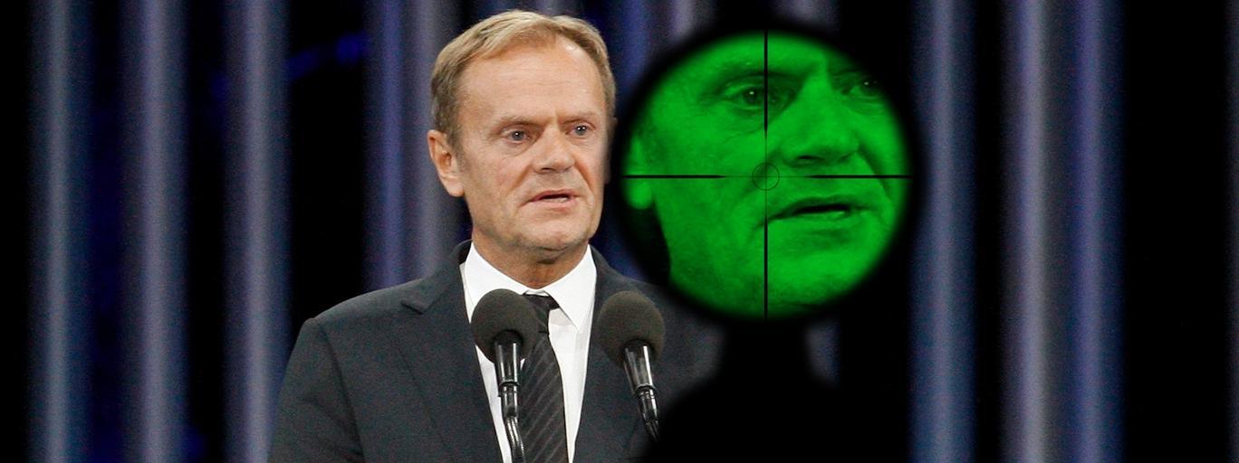 Donald Tusk - cel polityczny