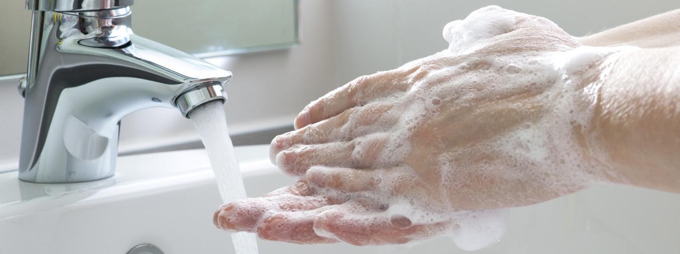 mycie rąk higiena zdrowia