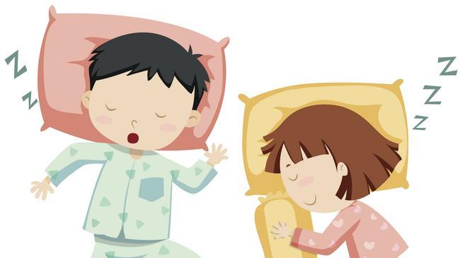 sen bezsenność spanie