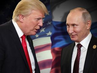 Doradcy Trumpa nie chcieli, by gratulował Putinowi