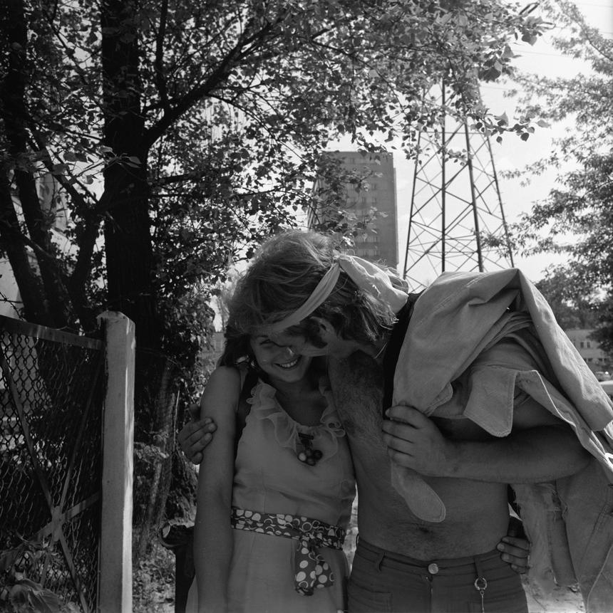Studencka wiosna 1974 roku.