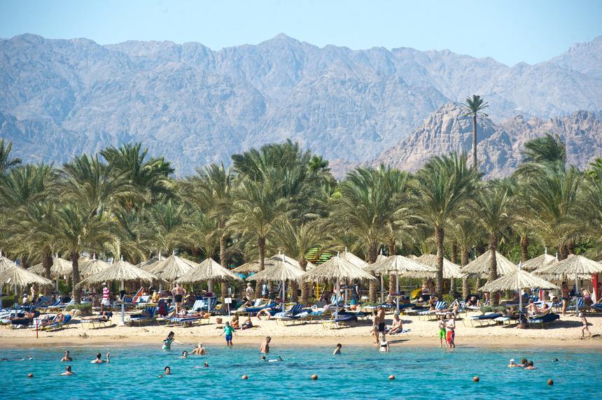 Sharm el Sheik, Egipt
