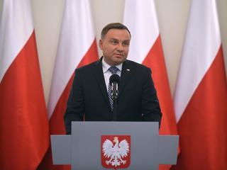 Andrzej Duda nie ma resztek patriotycznej przyzwoitości