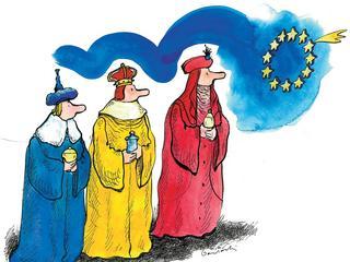 Polska prawica, wojująca z UE, jest trochę jak targowica