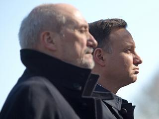 Macierewicz ukrył przed Dudą niewygodną przeszłość generała? To prawdopodobnie źródło konfliktu obu polityków