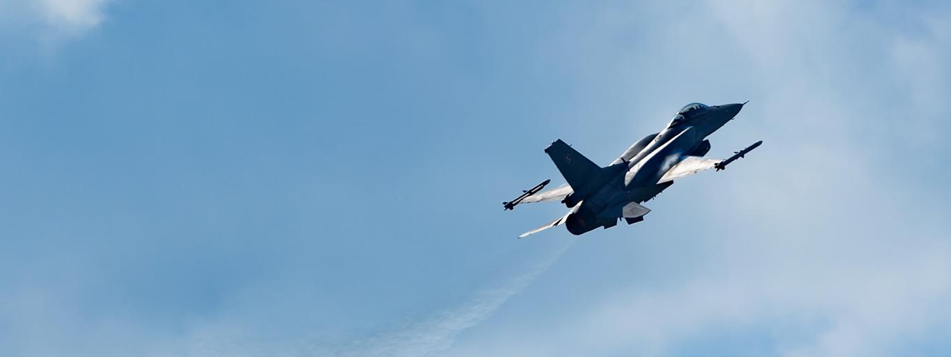 f-16 myśliwce