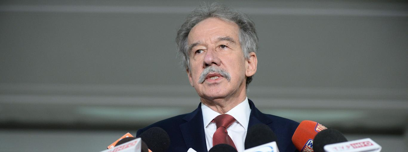 Wojciech Hermeliński szef PKW