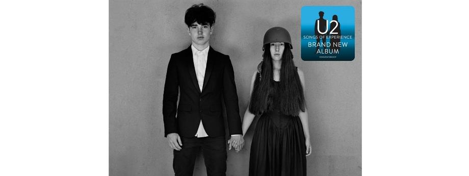 U2, okładka