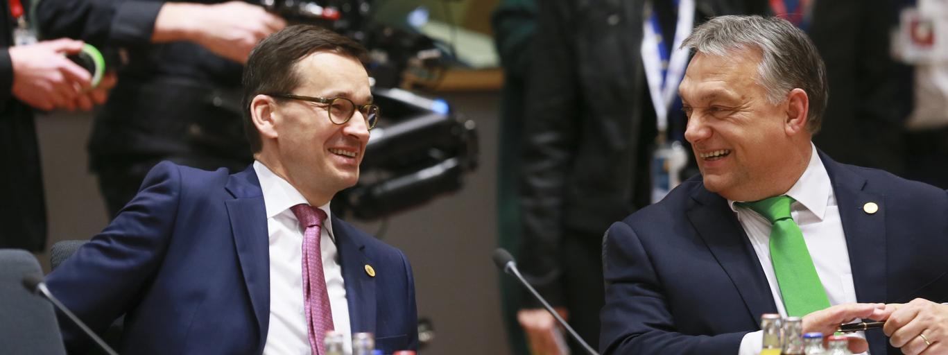 Mateusz Morawiecki polityka Prawo i Sprawiedliwość PiS Viktor Orban Węgry