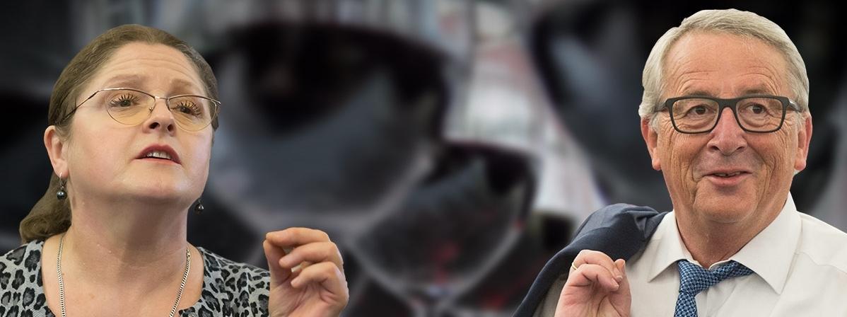 Krystyna Pawłowicz PiS Prawo i Sprawiedliwość polityka Jean-Claude Juncker Komisja Europejska Unia Europejska