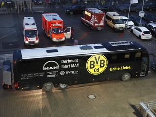 """Zatrzymano podejrzanego o zamach w Dortmundzie. """"Chciał zarobić"""""""