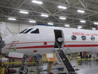 MON chwali się nowymi samolotami dla VIP-ów